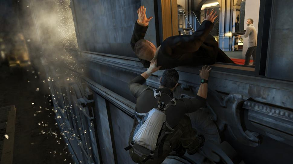 Splinter Cell: Conviction - Screenshot (1)