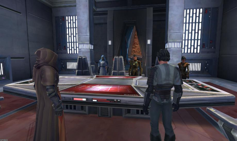 Star Wars: The Old Republic Screenshot (1)