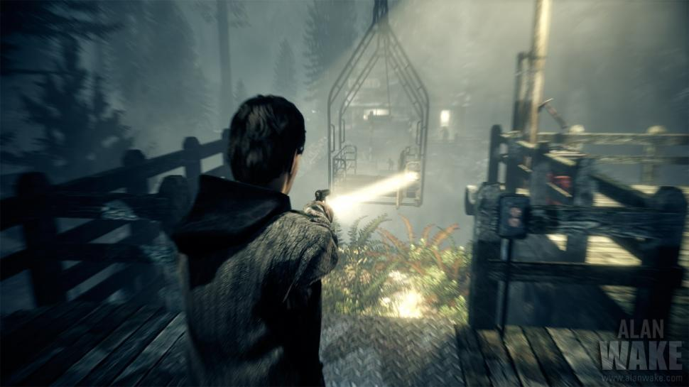 Screenshots zu Alan Wake.