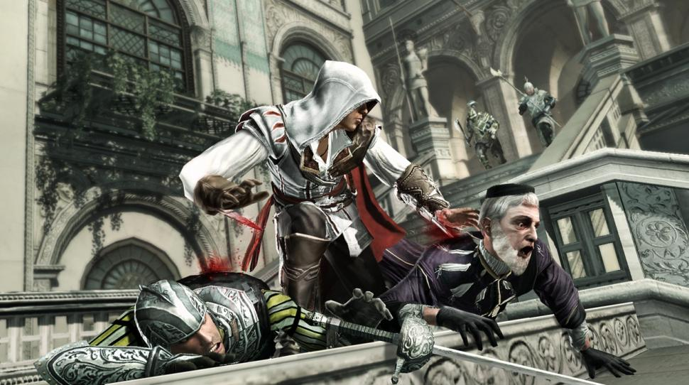 Erste echte High-Res-Bilder zu Assassin's Creed 2. (1)