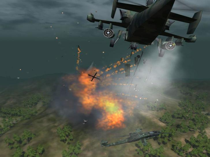 Screenshots zu Delta Force Xtreme 2.