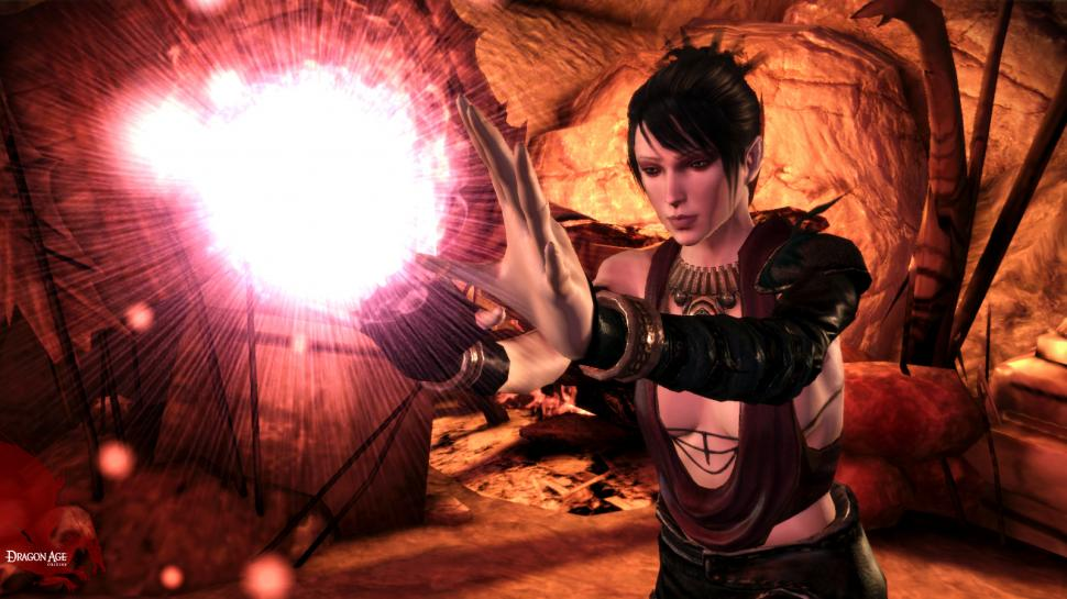 Screenshots zu Dragon Age: Origins.