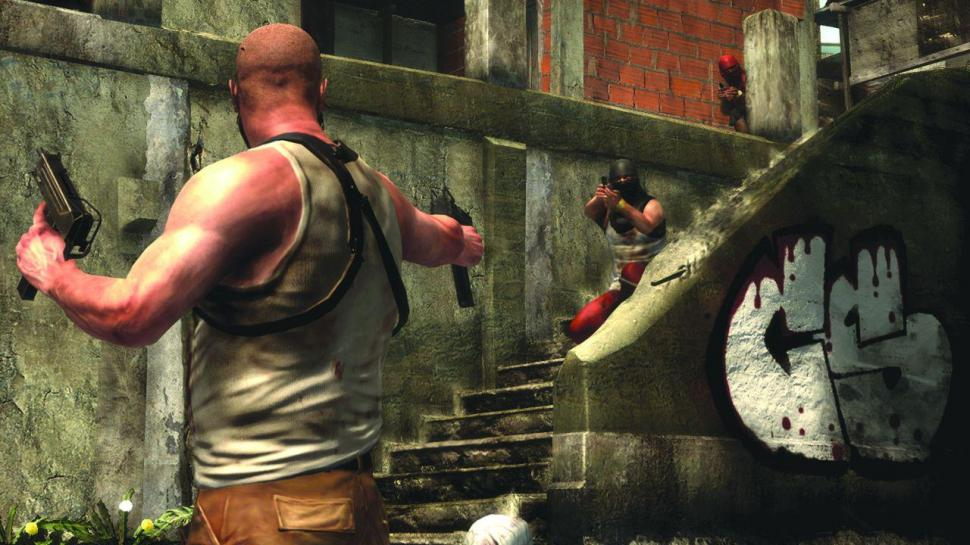 Screenshots zu Max Payne 3.
