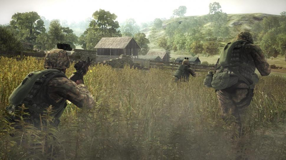 Screenshot zu Operation Flashpoint: Dragon Rising.