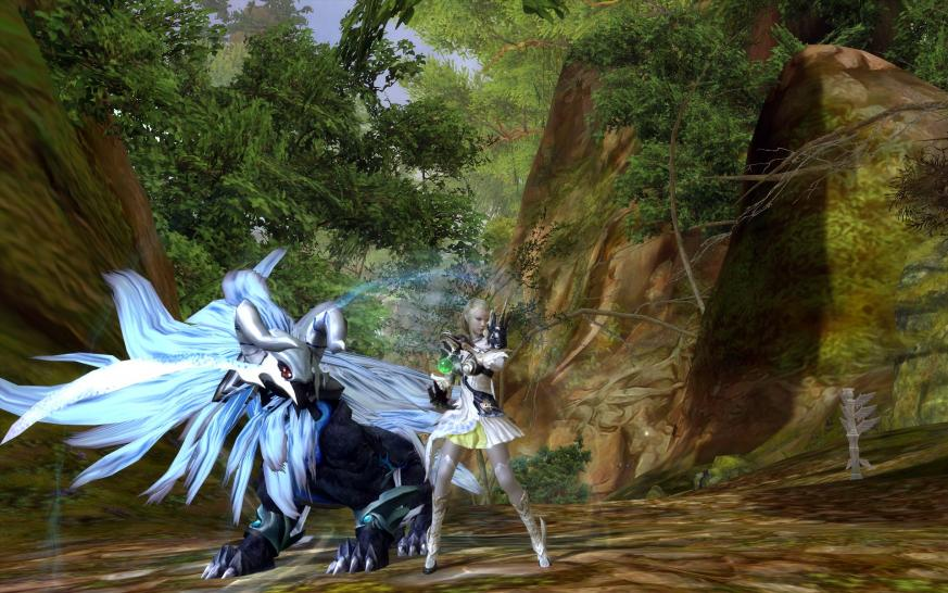 Die neuesten Screenshots zu Aion: The Tower of Eternity.