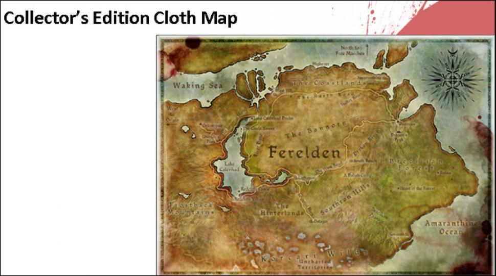 Dragon Age: Origins: Collector's Edition mit einem exklusiven Item on