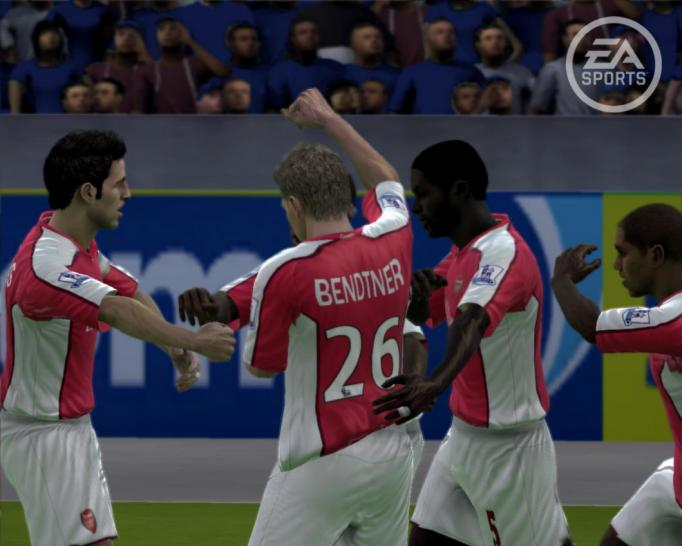 PC-Screenshots zu FIFA 10. (1)
