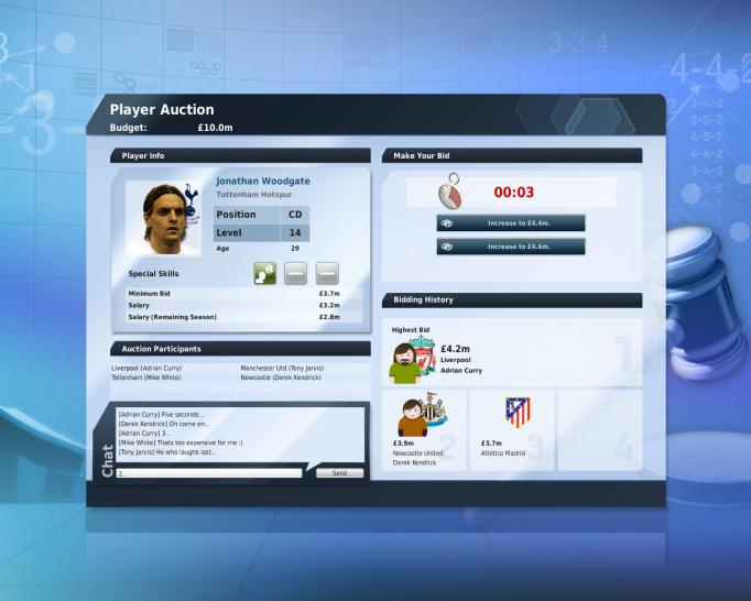 Fußball Manager 10 - Screenshot (1)