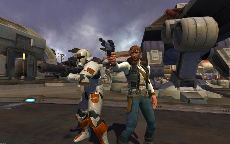 Screenshots zu Star Wars: The Old Republic. (1)