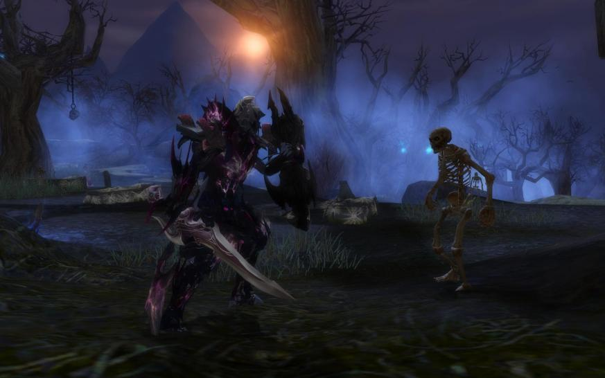 Warrior aus Aion: The Tower of Eternity (001)