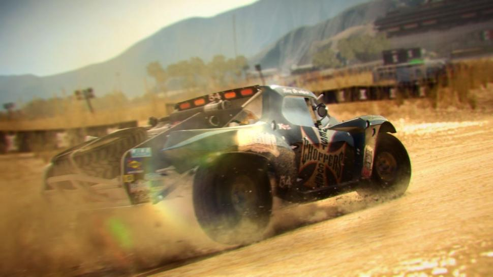Neuer Screenshot (Target Render) zu Colin McRae: DIRT 2.