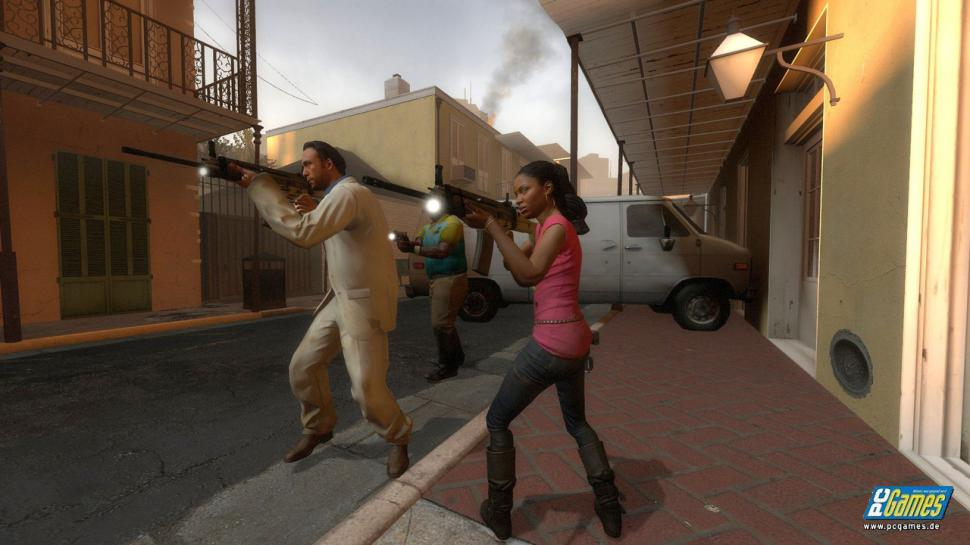 Screenshots zu Left 4 Dead 2.