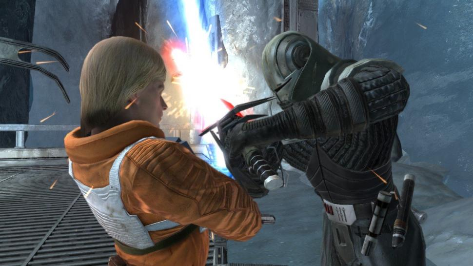 Star Wars: The Force Unleashed (3)