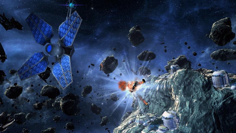 Star Trek Online: Neue Screenshots zeigen Kämpfe und eine Raumstation