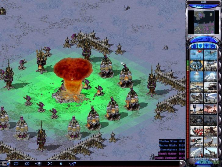 Command & Conquer: Red Alert 2 - Yuri's Revenge. добавлено 12 изображен