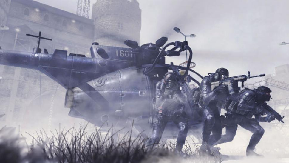 Neue Bilder zu Call of Duty: Modern Warfare 2. (1)