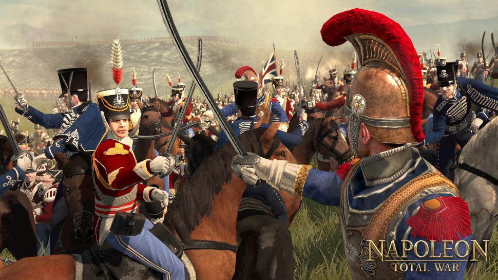 Screenshots aus Napoleon: Total War.