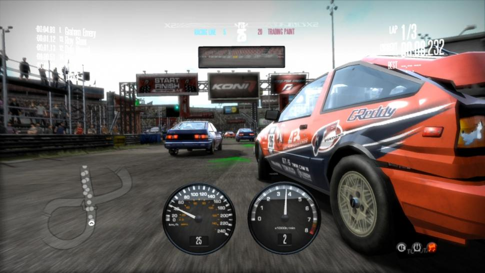 Screenshots aus Need for Speed Shift. (5)