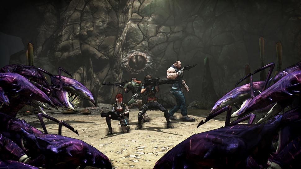 Die neuesten Screenshots zu Borderlands. (4)