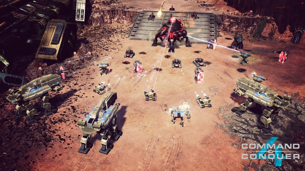 Screenshots zu Command & Conquer 4: Tiberian Twilight. (2)
