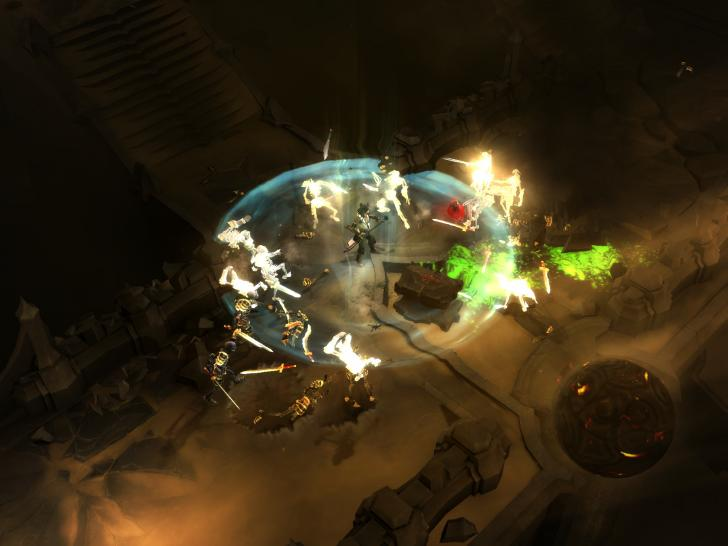 gamescom 2009: Neue Screenshots aus Diablo 3.