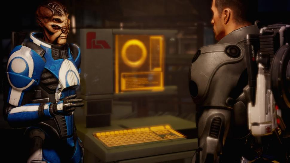 Neue Mass Effect 2-Screenshots.