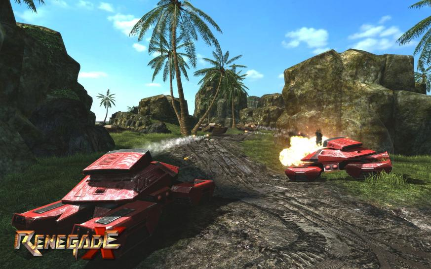 Neue Screenshots zur UT 3-Mod: Renegade X. (1)