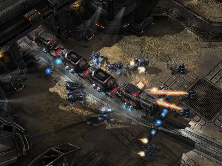 Starcraft 2-Screenshot. (1)