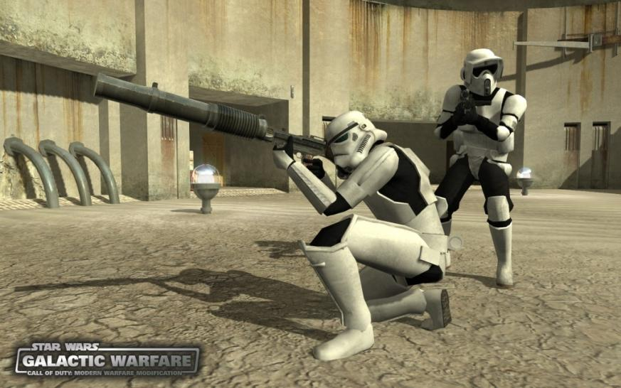 Call of Duty: Modern Warfare - Download der finalen Star Wars-Mod Galactic Warfare und Launch-Trailer verfügbar. (1)
