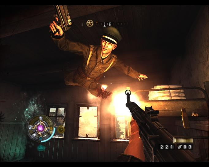 Screenshots aus Wolfenstein.