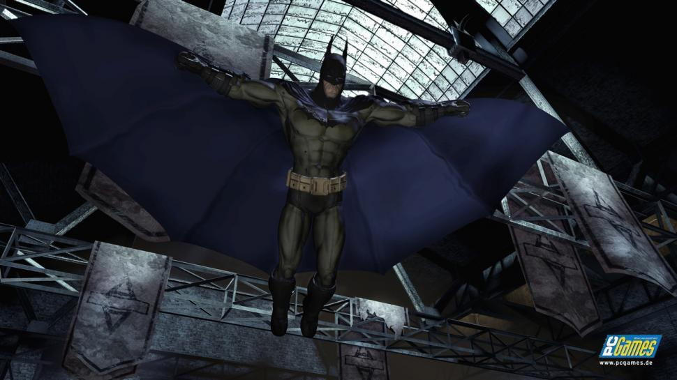 Screenshots aus Batman: Arkham Asylum. (3)