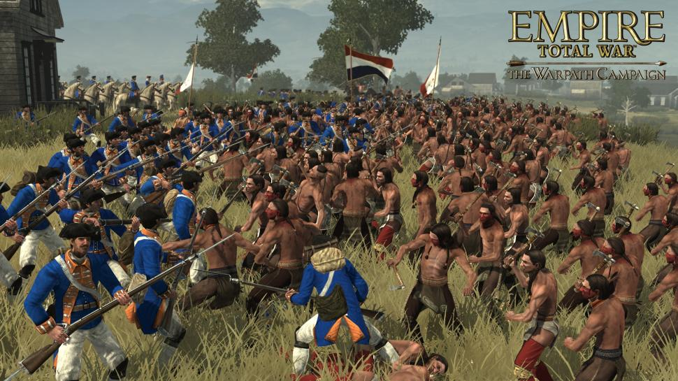 Screenshots aus Empire: Total War und den DLCs.