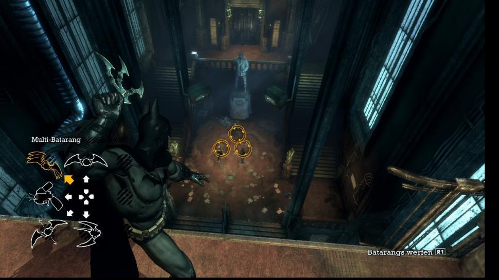 Batman: Arkham Asylum Test: Keine Bugs und eine frisch wirkende ...