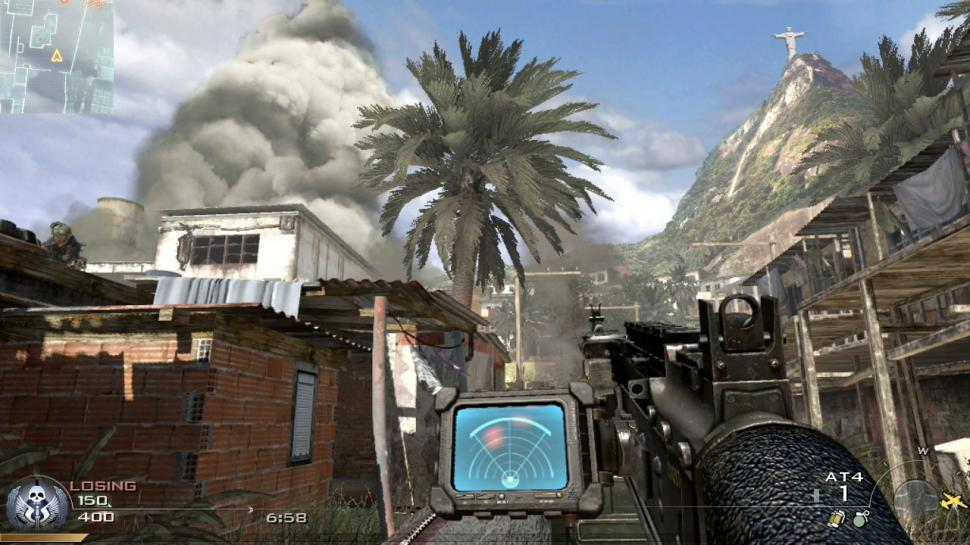Multiplayer-Screenshot zu Call of Duty: Modern Warfare 2.