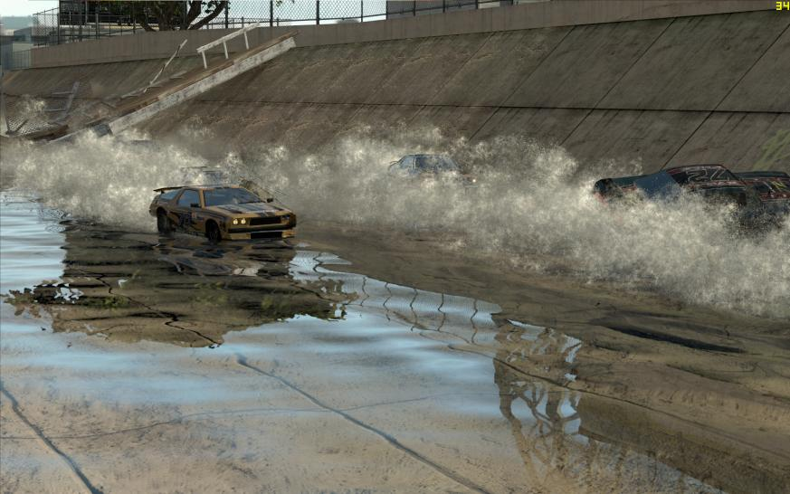 Flatout Ultimate Carnage mit 8x SGSSAA.