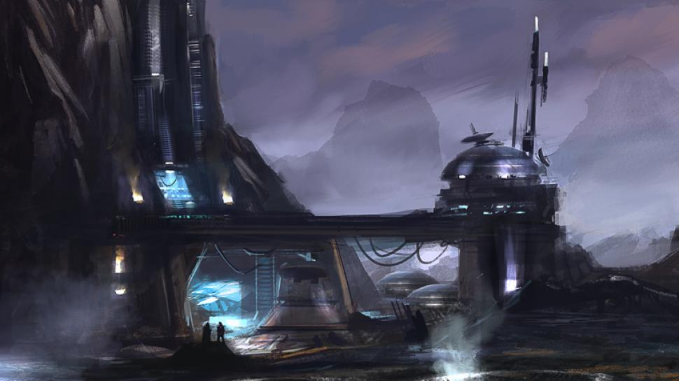 Star Wars: The Old Republic - der Planet Balmorra. (1)