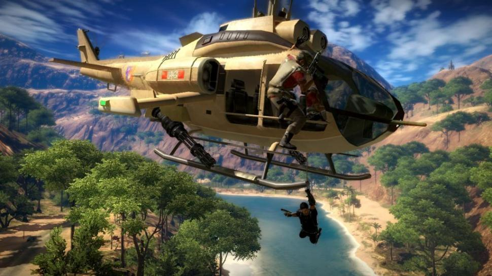Neue Screenshots aus Just Cause 2. (1)