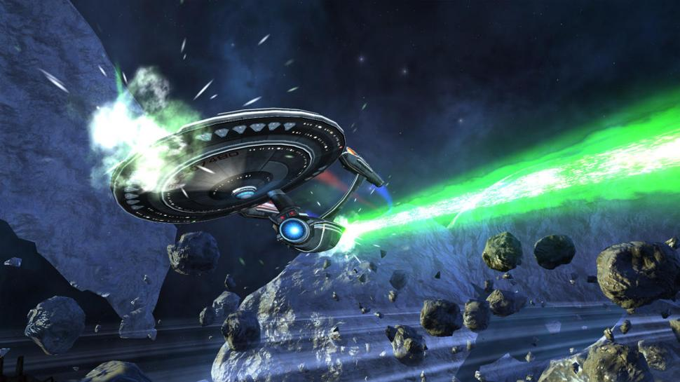 Screenshots aus Star Trek Online