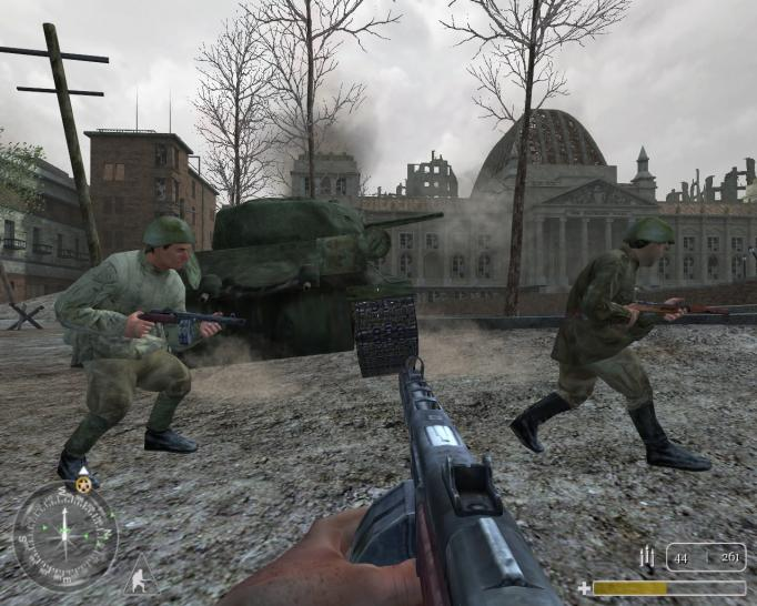 Call of Duty (PC - 2003)