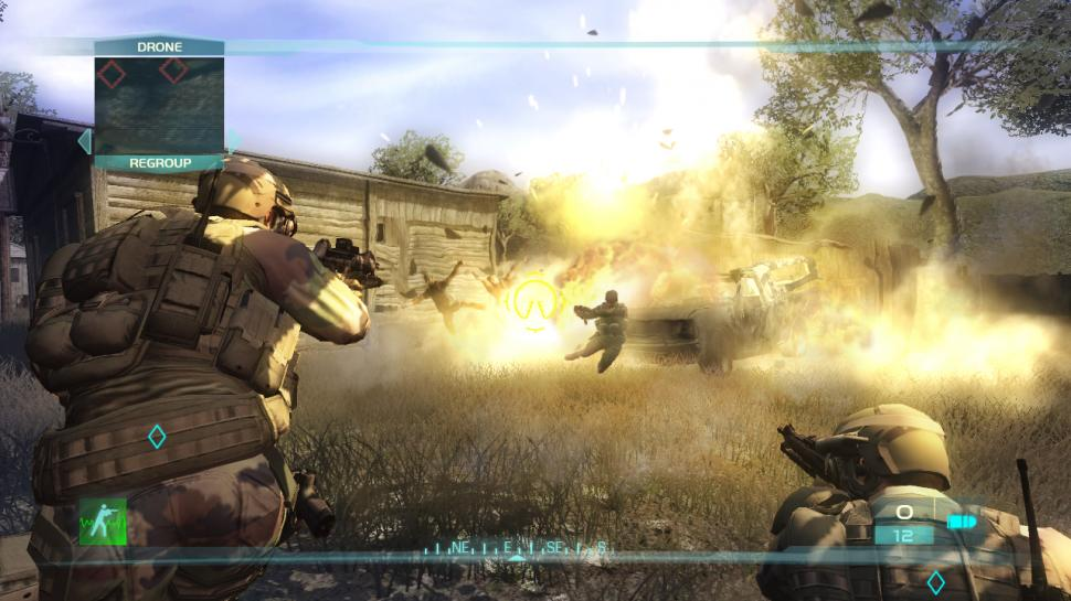Ghost Recon: Advanced Warfighter 2 – 76 zu 80 Prozent – Ghost Recon: Advanced Warfighter