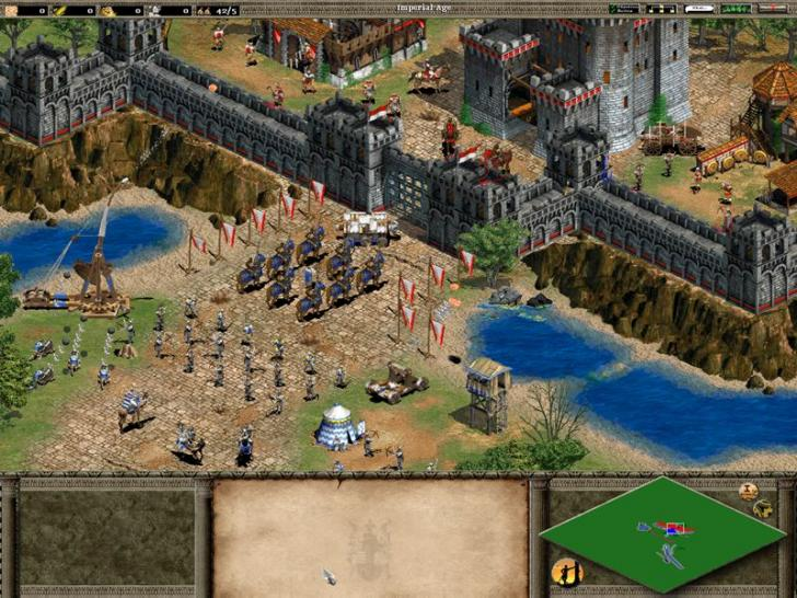 Age of Empires – 80 zu 92 Prozent – Age of Empires 2: The Age of Kings