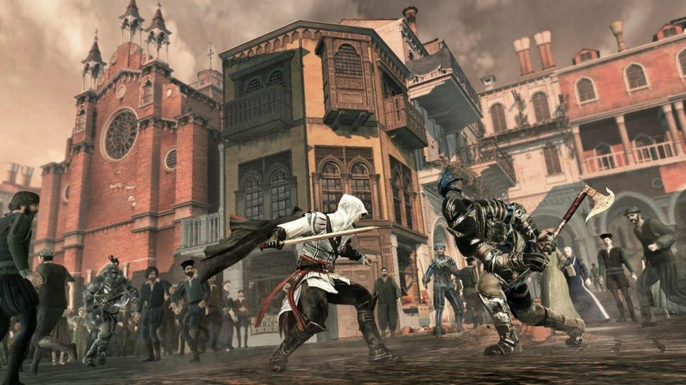 Neue Screenshots aus Assassin's Creed 2.