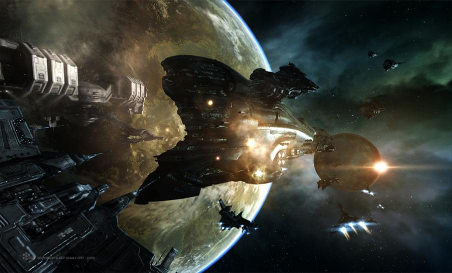 Screenshots aus EVE Online: Dominion.