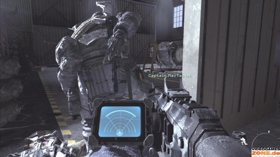 Der Ghost soll in Call of Duty: Modern Warfare 3 die Hauprolle spielen. (1)