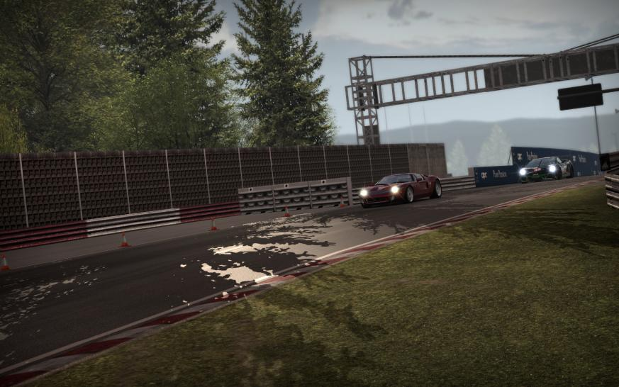 Need for Speed Shift mit SunMod 1.3.