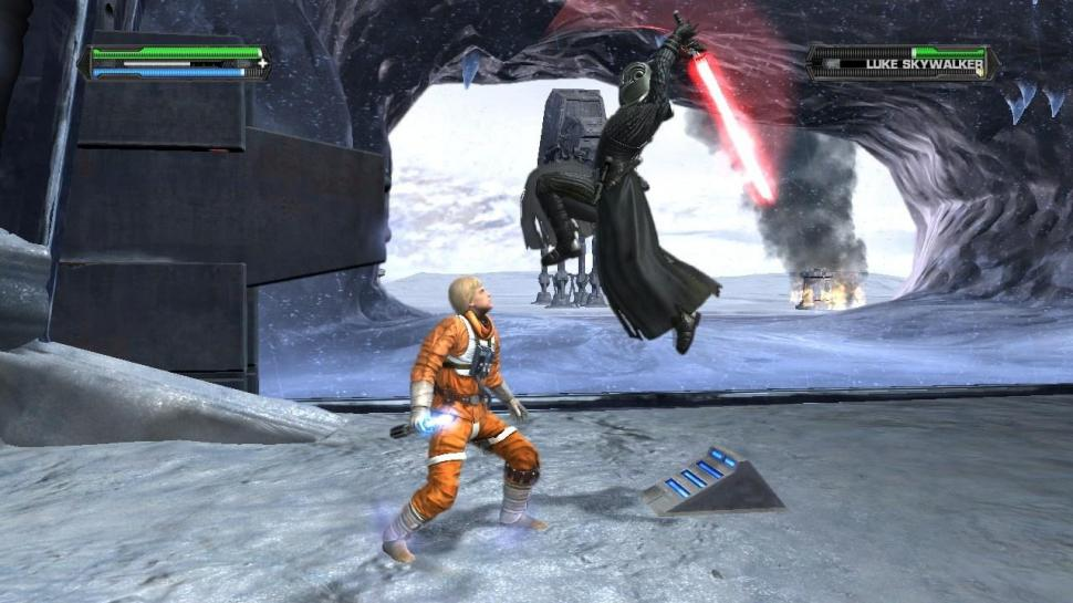 Screenshots aus Star Wars: The Force Unleashed: Sith Edition für PC. (1)