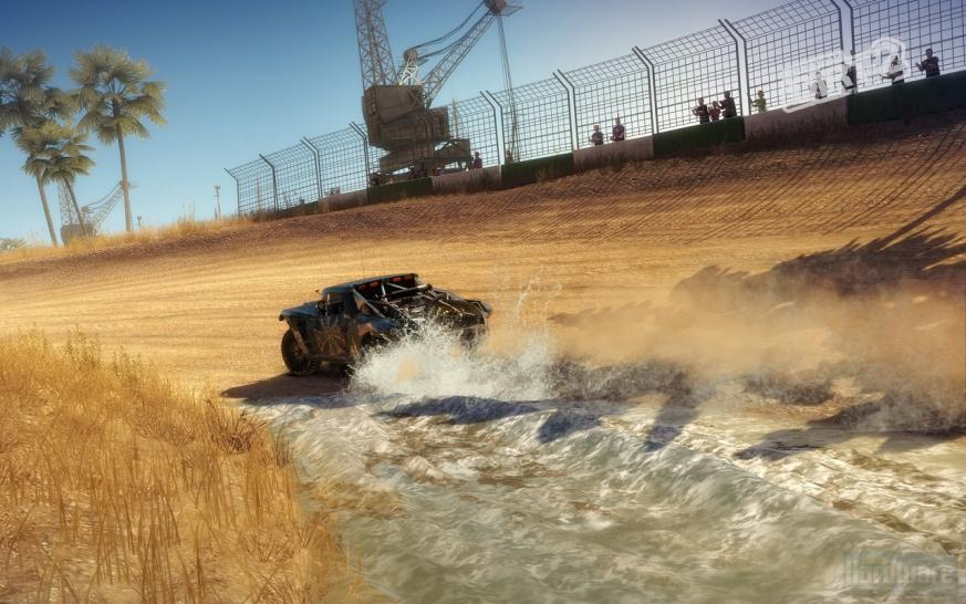 Screenshots aus Colin McRae: Dirt 2.