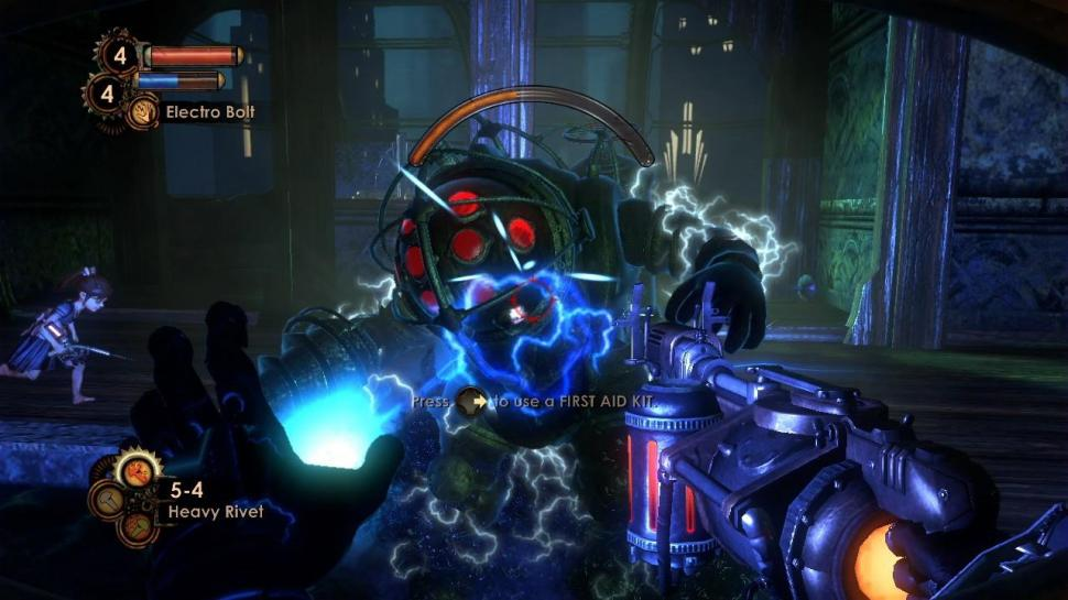 Screenshots zum Ego-Shooter Bioshock 2.