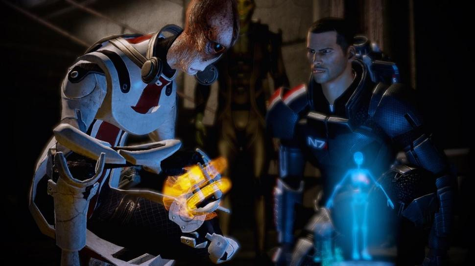 1. Mass Effect 2 Digital Deluxe Edition