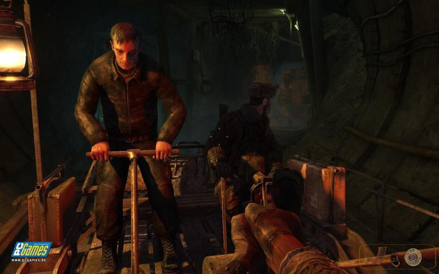 Screenshots aus Metro 2033. (2)